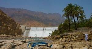 Oman's Wadi Dayqah Dam