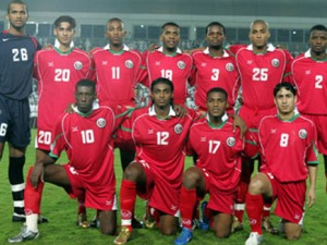 11 players from Oman's team