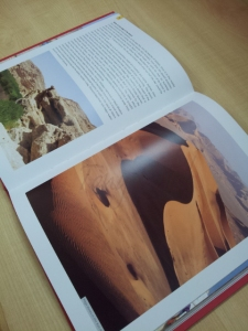 A Mega Dune of the southern Rub Al Khali from the book Walking Through History